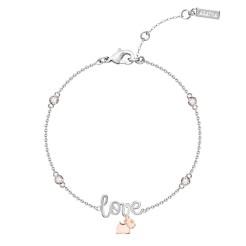 Bracelet LadyLove, Agatha, 49 euros