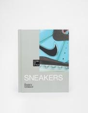Livre photo sur les baskets cultes, 13,99 euros