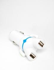 Chargeur de voiture USB, 15,99 euros