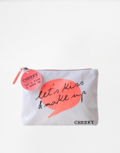 Trousse à maquillage, Cheeky, 12,49 euros