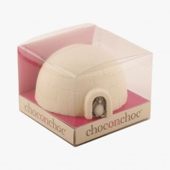 Igloo en chocolat, Chocolate On Chocolate, 7,50 euros