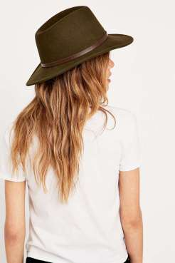 Chapeau mou style safari, Christy's London, 62 euros