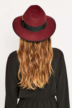 Chapeau mou Madison, Christy's London, 85 euros
