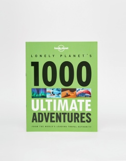 Ultimate Adventures, Lonely Planet, 22,99 euros
