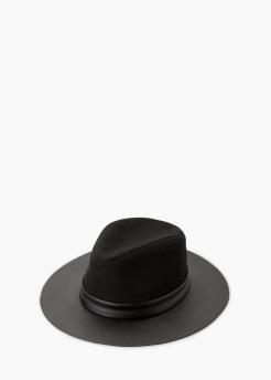 Chapeau Fedora en laine, Mango, 34,99 euros