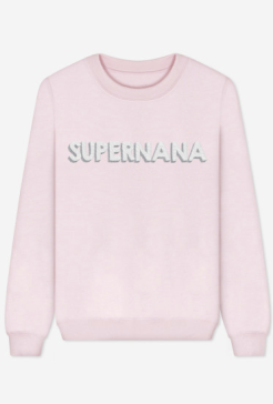 Sweat rose supernana, Rad, 39,90 euros