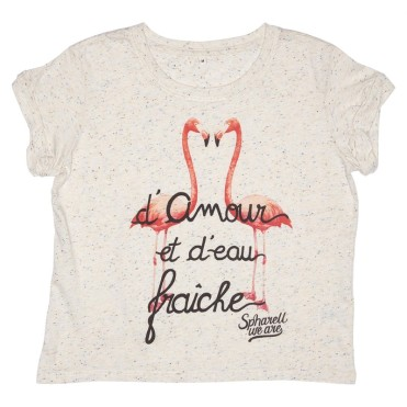 T-shirt court Amour, Spharell We Are, 45 euros