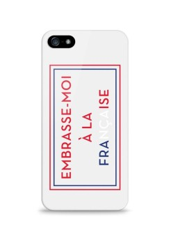 Coque Embrasse-moi, Triaaangles, 24,90 euros