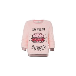 Sweat Rose Burger, Undiz, 19,95 euros