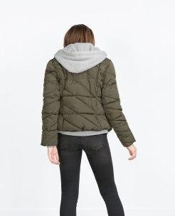 Veste mélangée, Zara, 59,95 euros