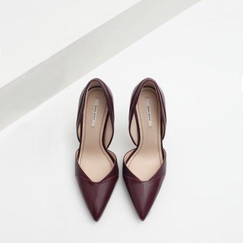 Chaussures à talon, Zara, 39,95 euros