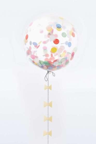 Kit ballon à confetti, Meri Meri (UO), 17 euros