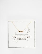 Collier avec carte cadeaux, Orelia (Asos), 24,99 euros
