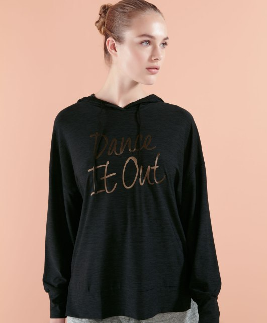 Sweat texte, Oysho, 39,99 euros