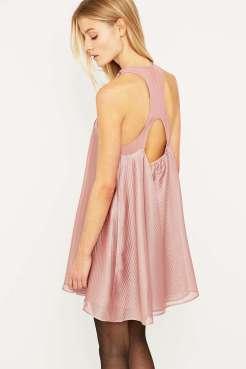 Mini robe à imprimé cercle, Silence + Noise, 80 euros