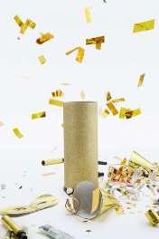 Bombe de table Glitterati, Talking Tables (UO), 28 euros