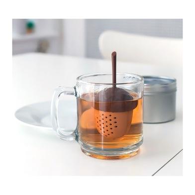Infuseur à thé Acorn Tea, Bird On The Wire, 11 euros