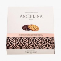 Florentins chocolat noir orange, Angelina, 9,80 euros