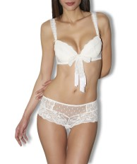 Ensemble Tickle Belle, Aubade, SG 139 euros et shorty 82 euros