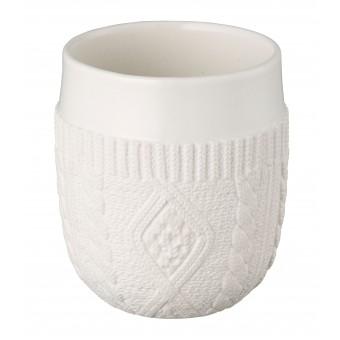 Mug Couture en porcelaine, Lov Organic, 19 euros