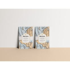 Set de deux pochettes parfumées, amande et miel, Kerzon, 9 euros