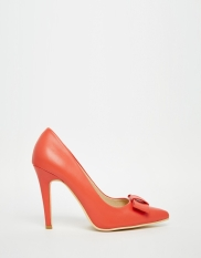 Escarpins à talons avec nœud, London Rebel, 48,99 euros