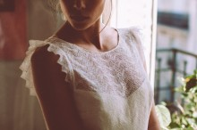 Robe courte Berthe, Lorafolk