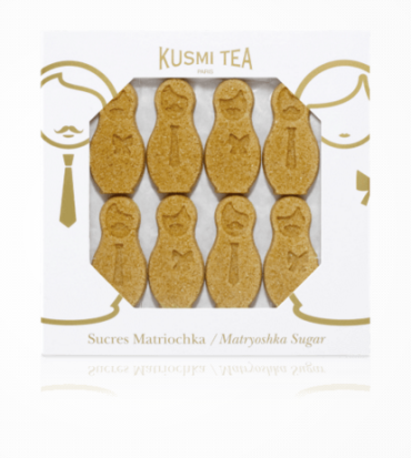 Sucres Matriochka, Kusmi Tea, 8 euros