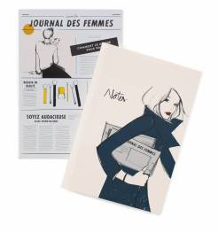 Notebook On-the-go, Garance Doré, Rifle Paper Co, 15 dollars le lot
