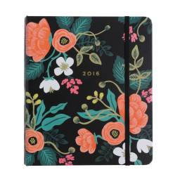 Agenda 2016, Birch Floral, Rifle Paper Co, 28,90 dollars