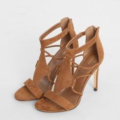 Sandales à talons, Pimkie, 35,99 euros