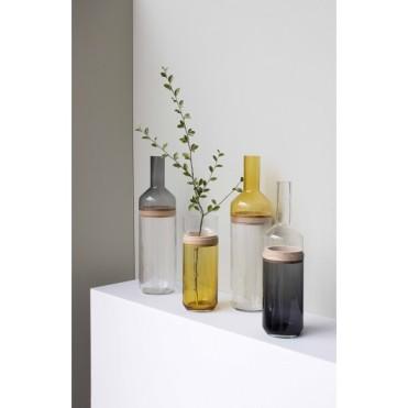 Vases bouteilles duo, Fleux
