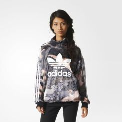 Sweat à capuches, Adidas, 80 euros