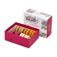 Macarons french romance, Fauchon, 17 euros