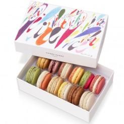 Délire Délice, assortiment 12 macarons, Pierre Hermé, 28,50 euros