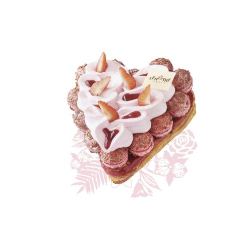 Amour de Saint-Honoré, Lenôtre, 29 euros