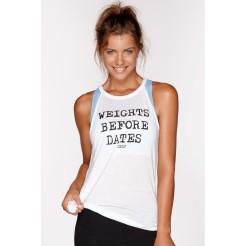 Débardeur Weights, Lorna Jane, 39,99 euros