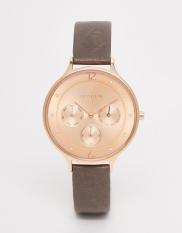 Montre Anita or rose, Skagen, 153 euros
