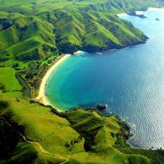 Baie Tupou, Nouvelle Zélande