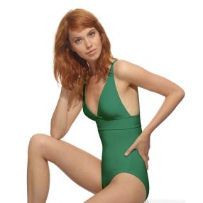 Maillot de bain Larcin vert, Eres, 300 euros