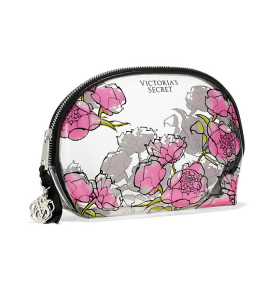 Trousse à cosmétiques fleurs, Victoria's Secret, 18,76 euros