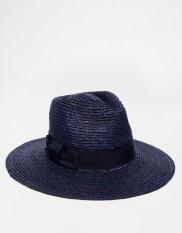 Chapeau de paille large bord, Brixton sur Asos, 77,99 euros
