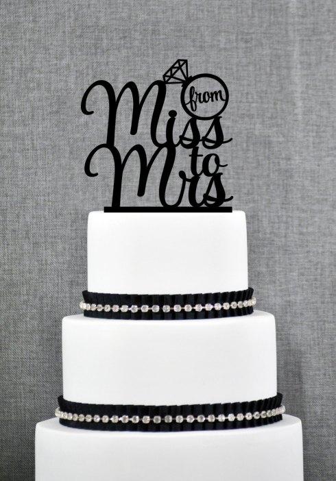 Cake topper, ChicagoFactoryDesign, 13,53 euros