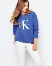 Sweat logo, Calvin Klein Jeans, 99 euros