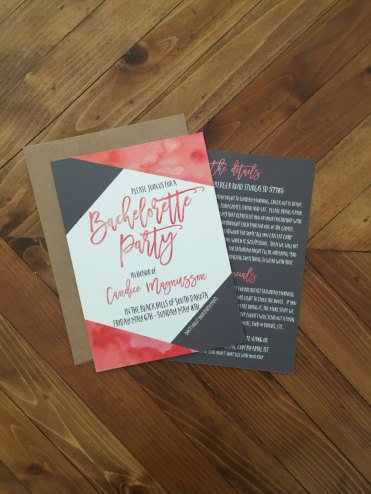 Invitation party, DayDreaminEngineer, 13,53 euros
