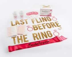 Kit Bachelorette Party, Favor Affair, 36,05 euros