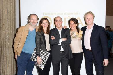 L-equipe-L-Oreal-Paris-avec-Constance-Benque