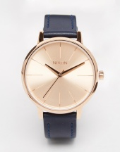 Montre cuir, Nixon sur Asos, 168,99 euros