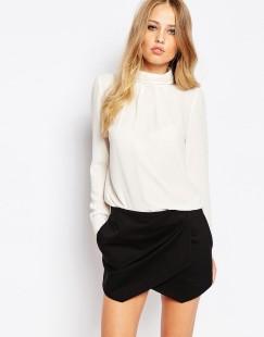 Chemise à manches longues, Y.A.S, 39,99 euros