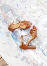 Sandales Andrei, Sézane, 155 euros